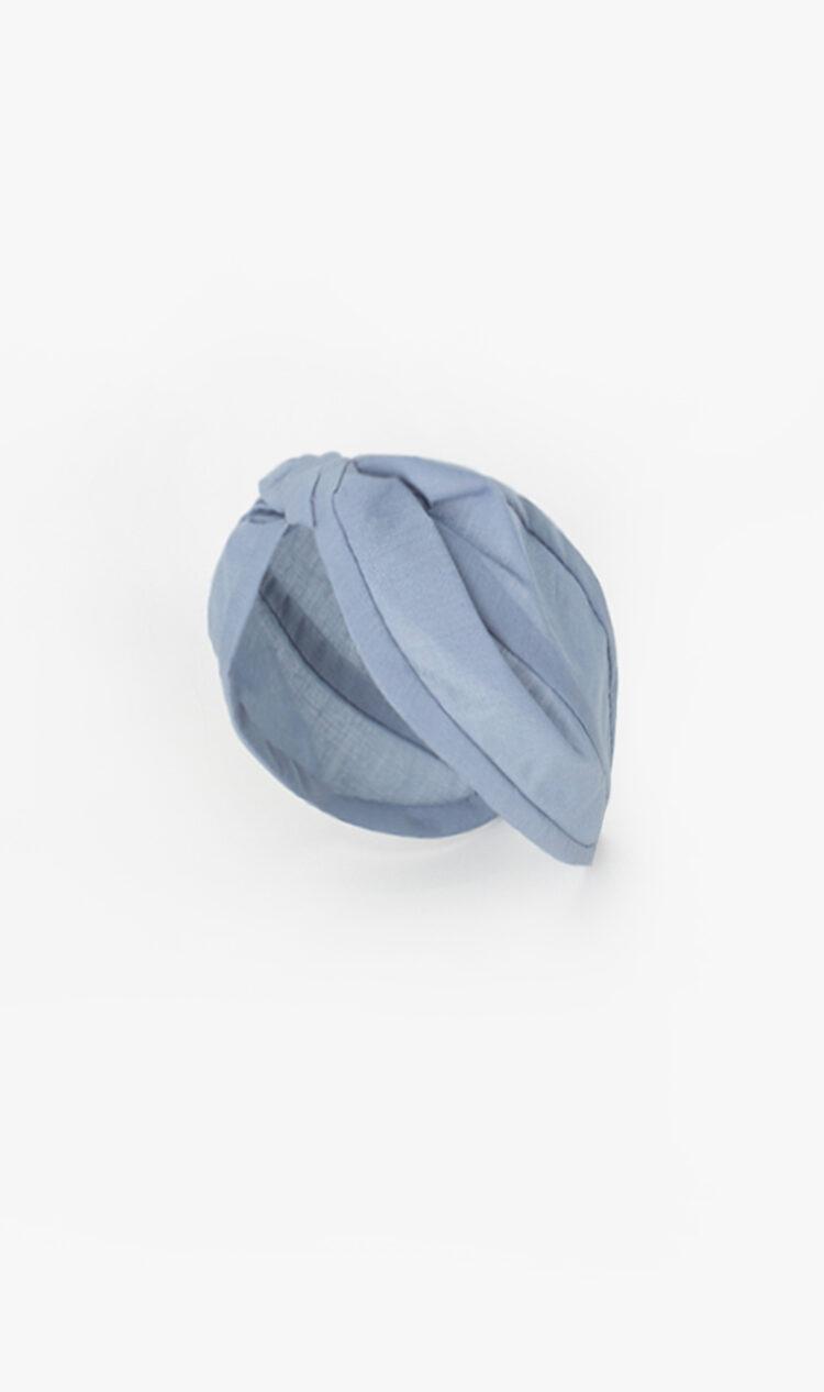 Dolphin grey headband