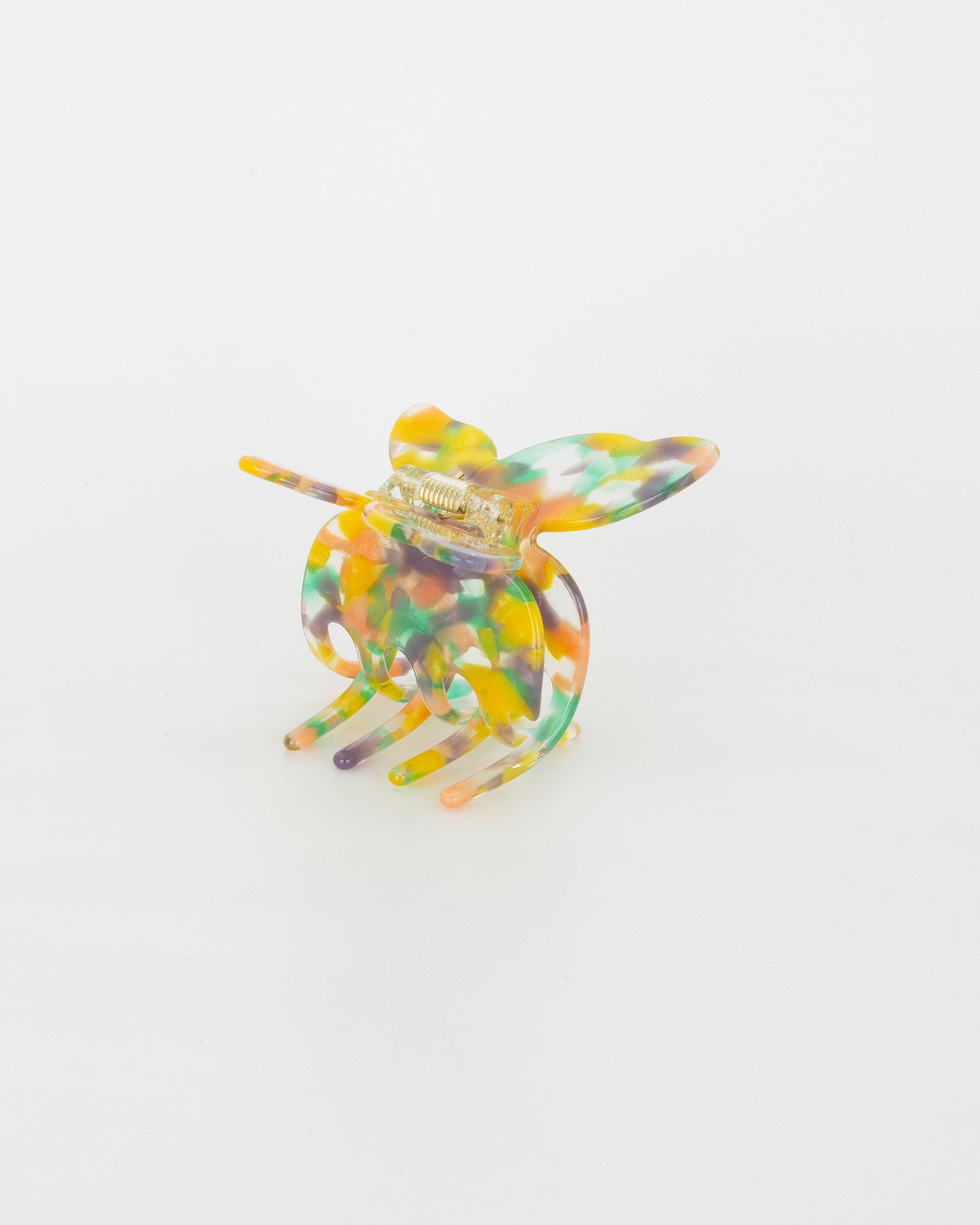 Emin + Paul springtime butterfly hair claw.