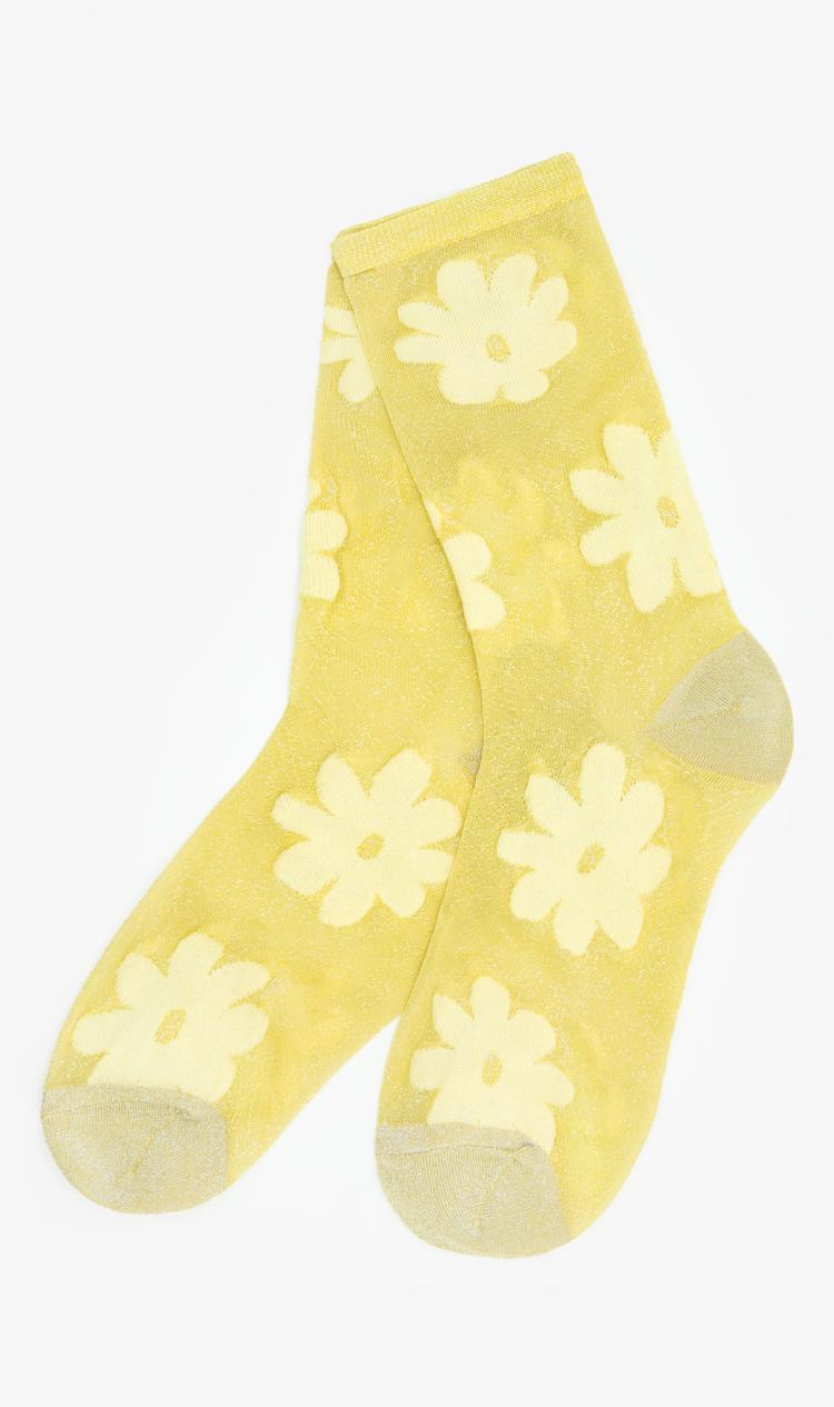 Butter flower socks