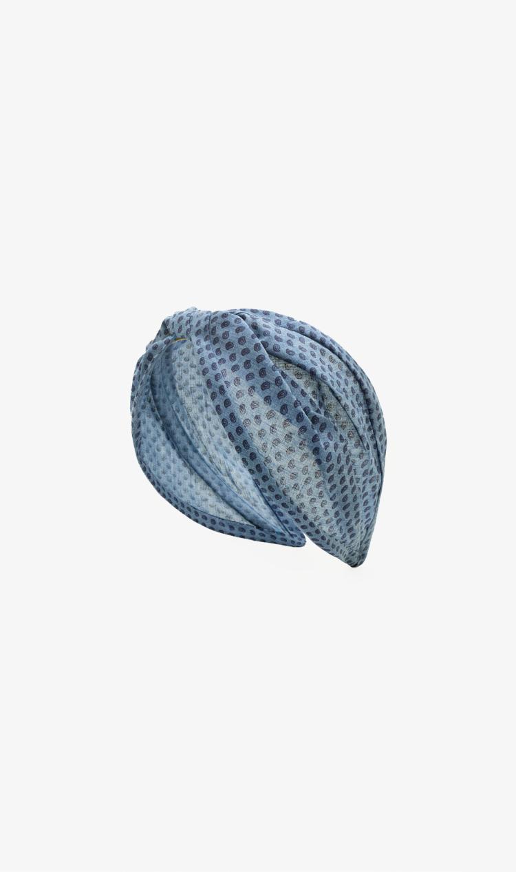 Mini paisley headband