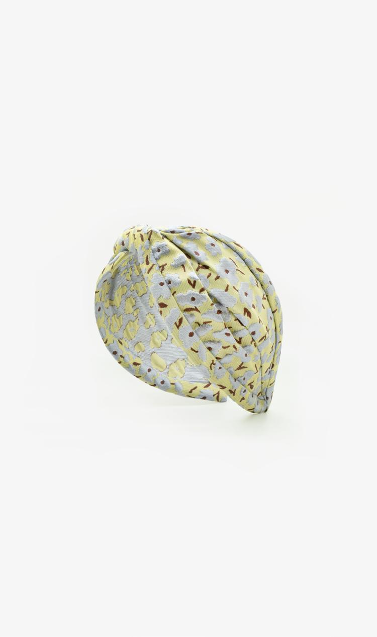 Pistachio daisy headband
